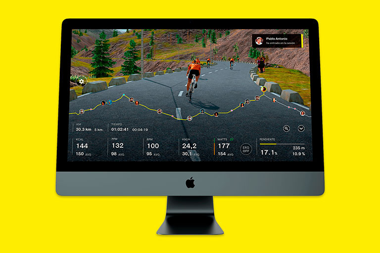 App Cycling