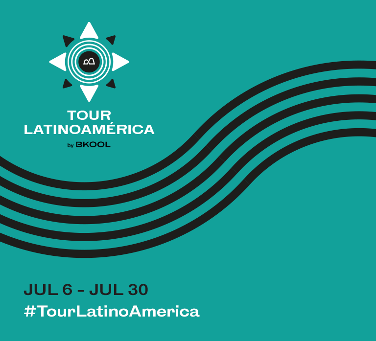 Tour Latinoamerica by Bkool