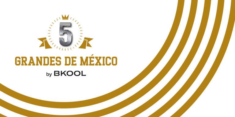 5 Grandes de Mexico
