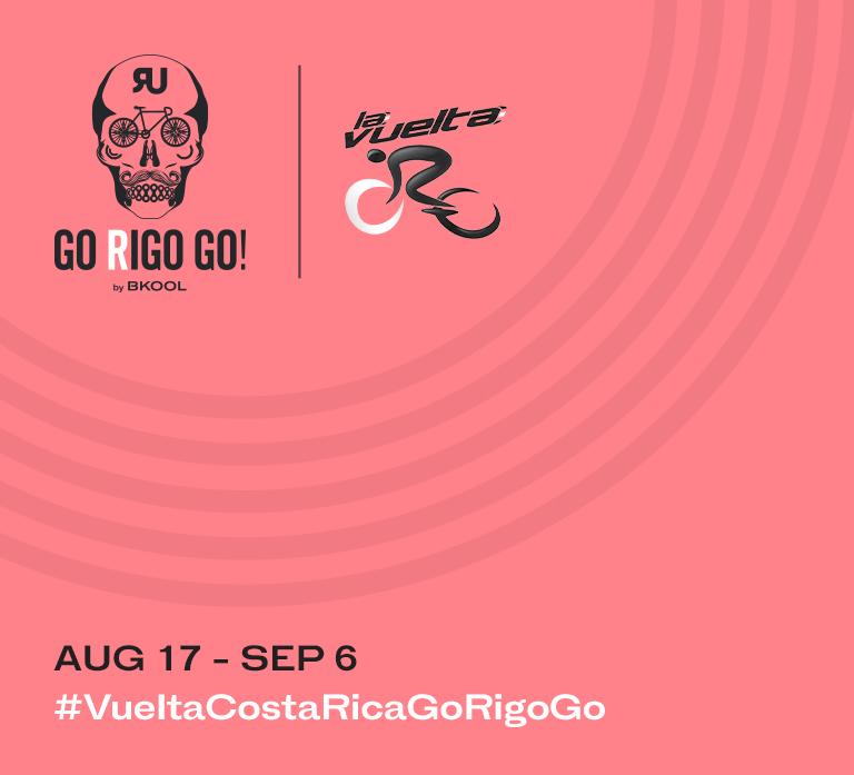 Vuelta Costa Rica Go Rigo Go by Bkool