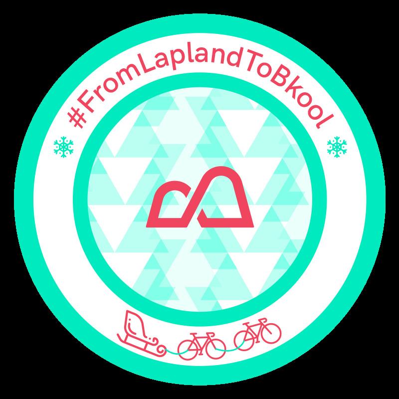 #FromLaplandto Bkool